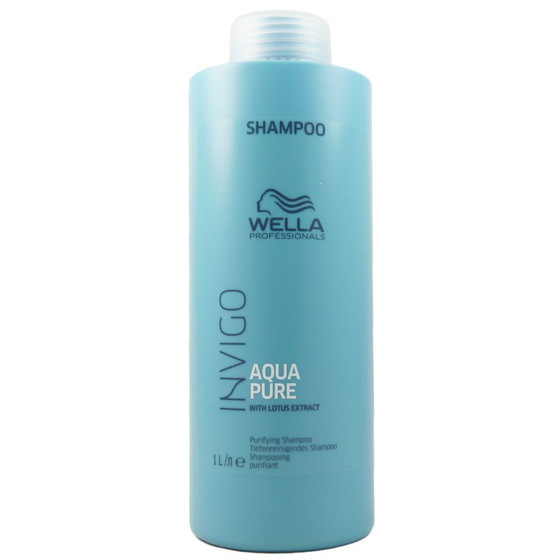 Wella Care Invigo Aqua Pure Shampoo 1.000 ml.jpg